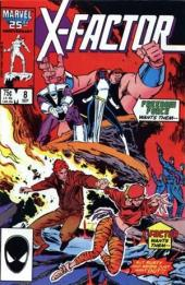 X-Factor (Marvel comics - 1986) -7- Fall Out