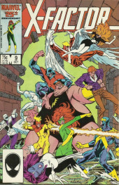 X-Factor (Marvel comics - 1986) -9- Lost and Found !