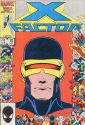 X-Factor (Marvel comics - 1986) -10- Falling Angel !