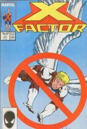 X-Factor (Marvel comics - 1986) -15- Whose Death is it Anyway ?