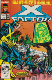 X-Factor (Marvel comics - 1986) -AN02- The man in the Moon