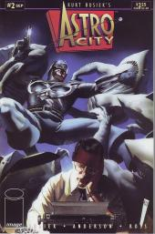Kurt Busiek's Astro City (1995) -2- The scoop