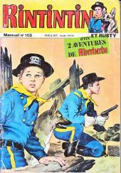 Rin Tin Tin & Rusty (2e série) -102- La montagne qui tremble