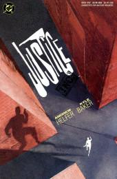 Justice Inc. Vol.2 (DC comics - 1989)