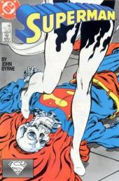 Superman (1987) -17- Cries in the Night