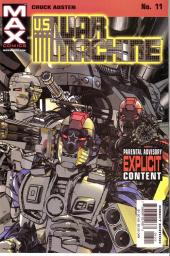 U.S. War Machine (2001) -11- N°11