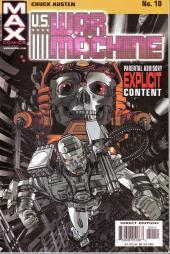 U.S. War Machine (2001) -10- N°10