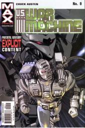 U.S. War Machine (2001) -9- N°9