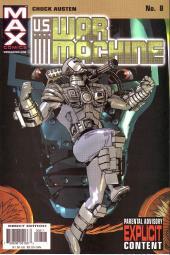 U.S. War Machine (2001) -8- N°8