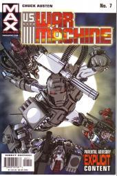U.S. War Machine (2001) -7- N°7