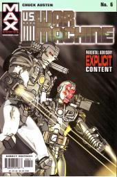 U.S. War Machine (2001) -6- N°6