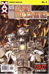 U.S. War Machine (2001) -5- N°5