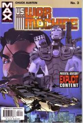 U.S. War Machine (2001) -3- N°3