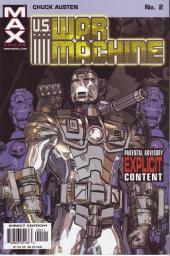 U.S. War Machine (2001) -2- N°2