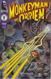 Monkeyman & O'Brien (1996) -3- Into the terminus !