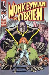Monkeyman & O'Brien (1996) -1- Attack of the Shrewmanoid !