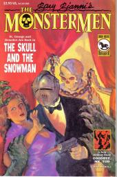 Couverture de Gary Gianni's The MonsterMen (1999) -HS- The skull and the snowman