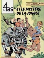 Les 4 as -29a94- Et le mystère de la jungle