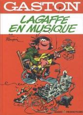 Gaston (Hors-série) - Lagaffe en musique