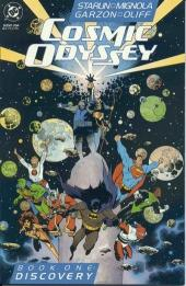 Cosmic Odyssey (1988) -1- Book One : Discovery