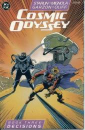 Cosmic Odyssey (1988) -3- Book Three : Decisions