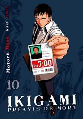 Ikigami - Préavis de mort -10- Ces mots qui ont été confiés - Le pays mirage