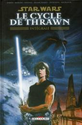Star Wars - le cycle de Thrawn (Delcourt) -INT- Star Wars - Le cycle de Thrawn - Intégrale