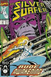 Silver Surfer Vol.3 (Marvel comics - 1987) -51- Hunger