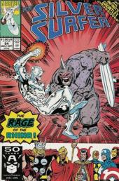 Silver Surfer Vol.3 (Marvel comics - 1987) -54- Cages