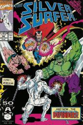 Silver Surfer Vol.3 (Marvel comics - 1987) -58- Forgiveness