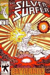 Silver Surfer Vol.3 (Marvel comics - 1987) -62- Battlelines