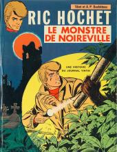 Ric Hochet -15- Le Monstre de Noireville