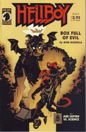 Hellboy (1994) -16- Box full of evil (2)