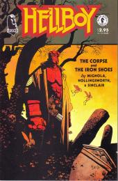 Hellboy (1994) -6- The corpse and the iron shoes
