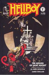 Hellboy (1994) -5- The wolves of Saint August