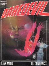 Marvel Graphic Novel (Marvel comics - 1982) -24a- Daredevil: Love and War