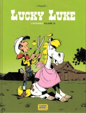Lucky Luke (Intégrale Dupuis/Dargaud) -24- L'intégrale 24