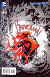 Batwoman (2011) -10- To drown the world par 5