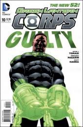 Green Lantern Corps (2011) -10- Alpha-war : executioner's song