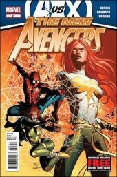 New Avengers (The) (2010) -27- AvsX