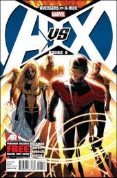 Avengers vs X-Men (2012) -6- Round 6