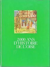 2000 ans d'histoire -6- 2000 ans d'histoire de l'Oise