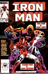 Iron Man Vol.1 (Marvel comics - 1968) -200- Resolutions