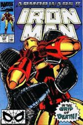 Iron Man Vol.1 (Marvel comics - 1968) -258- Lo, a spectral, enemy rises...