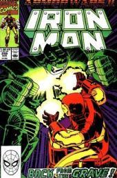 Iron Man Vol.1 (Marvel comics - 1968) -259- Like all secrets, easily revealed