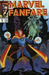 Marvel Fanfare (1982) -41- Perchance to dream