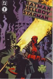 Batman/Hellboy/Starman (1999) -2- Book two: jungle green horror