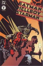 Batman/Hellboy/Starman (1999) -1- Book one: Gotham grey evil