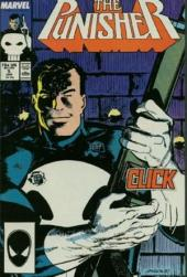 Punisher Vol.02 (Marvel comics - 1987) (The) -5- Ministry of death.