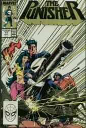 Punisher Vol.02 (Marvel comics - 1987) (The) -11- Second Sight